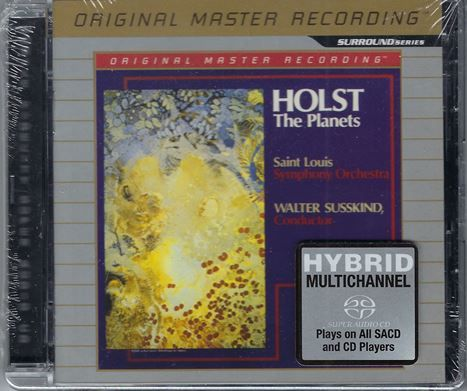 MFSL Holst The Planets