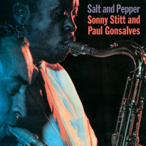 Sonny Stitt & Paul Gonsalves - Salt & Pepper - Hybrid SACD