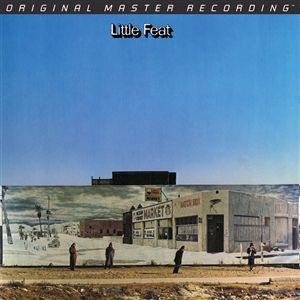 Little Feat - Little Feat - MFSL 24 Kartat Gold CD