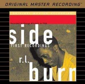 L.R BurnsideFirst recordings - MFSL Hybrid SACD