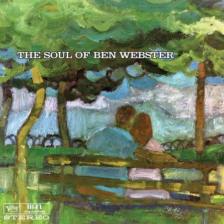 Ben Webster - The Soul of Ben Webster Hybrid SACD