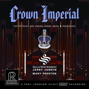 Reference Recordings HDCD - Junkin & Dallas Wind Symphony