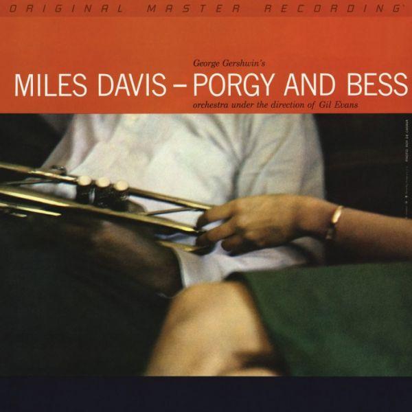Miles Davis - Porgy & Bess Hybrid-SACD