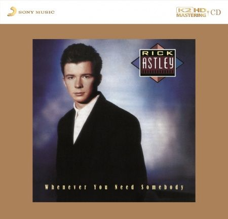 Rick Astley Whenever You Need Somebody K2 HD