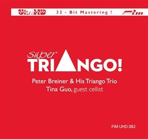 Super Triango! - UHD-CD
