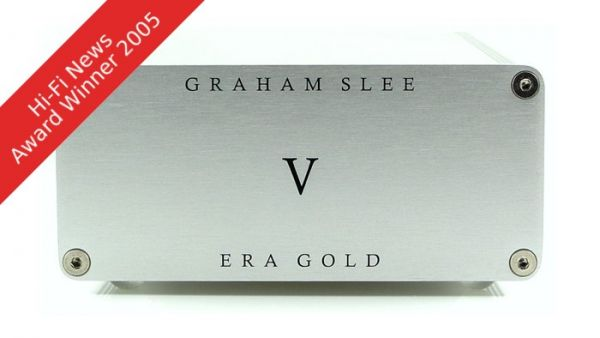 Graham Slee Era Gold V Green Netzteil