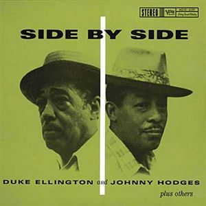 Duke Ellington and Johnny Hodges Side By Side Hybrid SACD