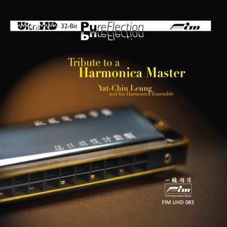 Tribute To A Harmonica Master Ultra-HD-CD