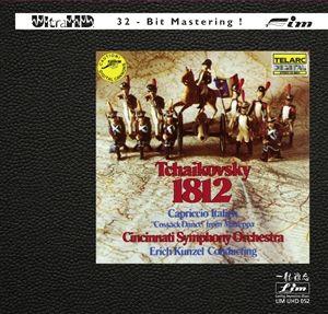 Erich Kunzel Tchaikowsky 1812 - Ultra-HD-CD