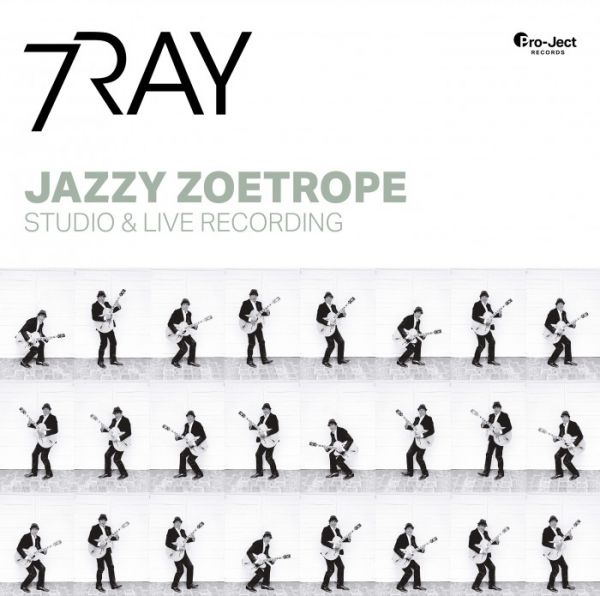 7RAY feat. Triple Ace Jazzy Zoetrope 80g Vinyl, Doppel-LP