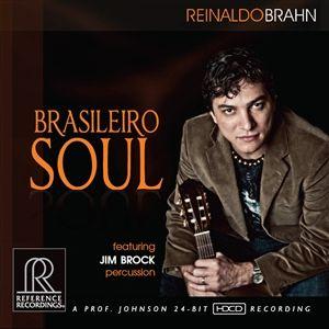 Reinaldo Brahn - Brasileiro Soul - HDCD