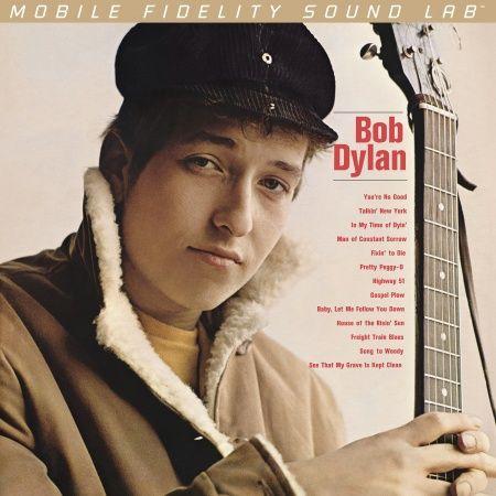 Bob Dylan Hybrid SACD