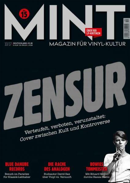 Zeitschrift Mint Nr.15