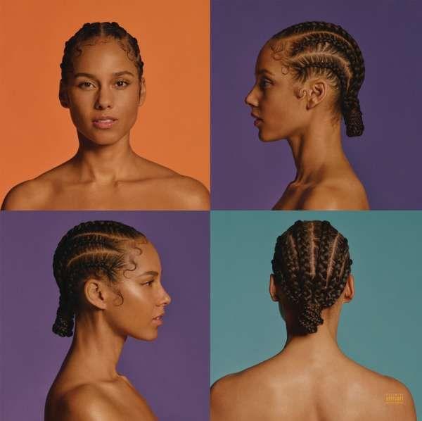 Alicia Keys Alicia (Limited Edition) (White Vinyl)