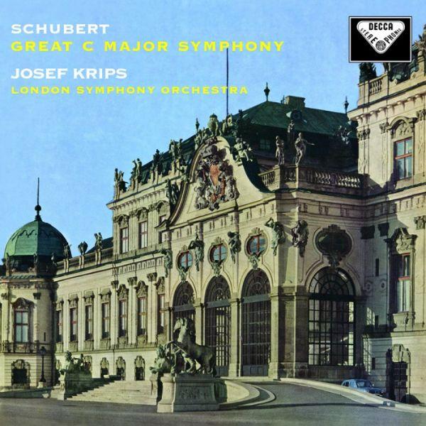 Josef Krips & London Symphony Orchestra - Franz Schubert: Symphony No. 9 in C Major Hybrid SACD