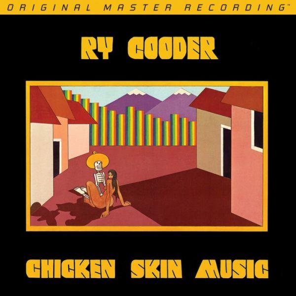 Ry Cooder - Chicken Skin Music 180 Gramm Vinyl