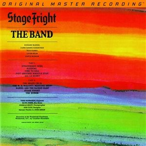 The Band - Stage Fright - Hybrid SACD