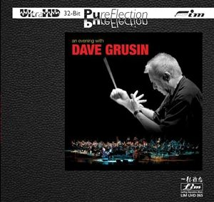 An Evening with Dave Grusin Ultra-HD-CD