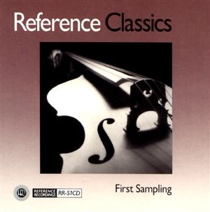 Reference Recordings CD - FIRST SAMPLING: CLASSICS