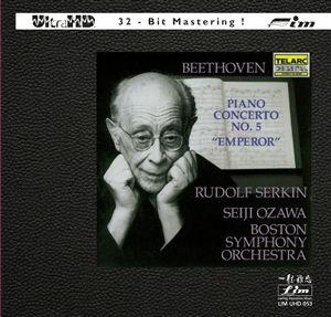 Seiji Ozawa & Boston Symphony Orchestra - Ultra-HD-CD