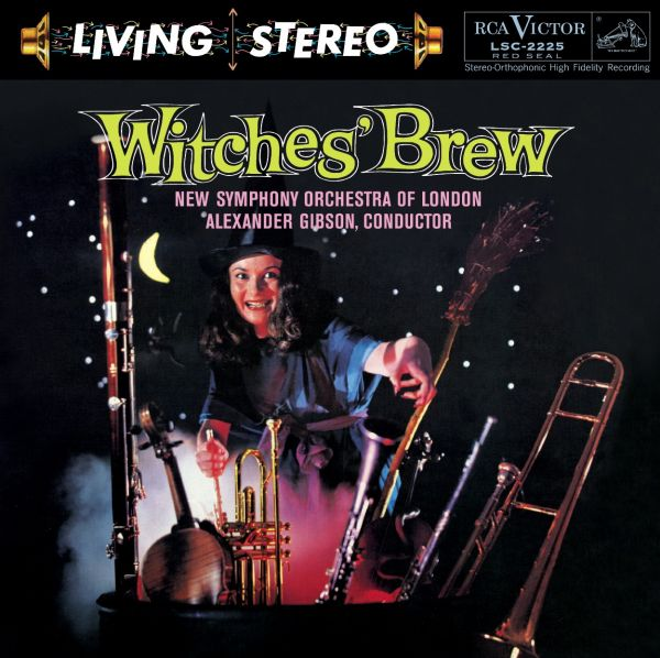 Witches Brew - Hybrid SACD
