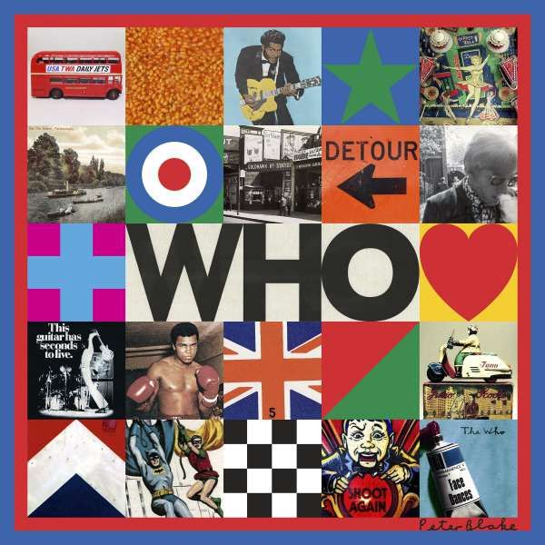 LP The Who Who 180g