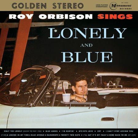 Roy Orbison - Sings Lonely And Blue Vinyl Doppel-LP