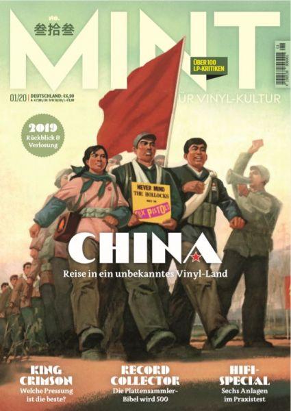 Zeitschrift Mint Nr.33