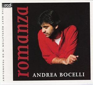 JVC XRCD 2 Andrea Bocelli - Romanza
