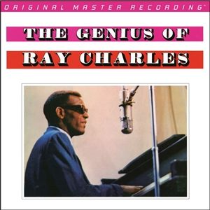 Ray Charles - The Genius of Ray Charles - Hybrid SACD
