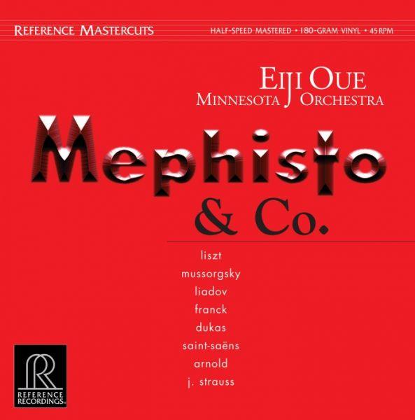 Mephisto & Co 200g Vinyl Doppel-LP