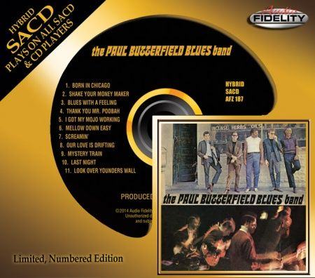 The Paul Butterfield Blues Band The Paul Butterfield Blues Band