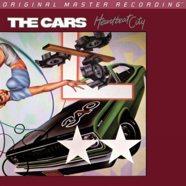 The Cars – Heartbeat City Hybrid-SACD