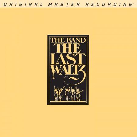 The Band - The Last Waltz Doppel-Hybrid-SACD