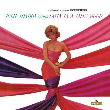 Julie London sings Latin in a Satin Mood Hybrid SACD