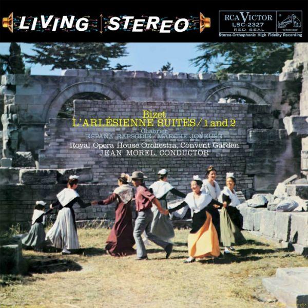 Jean Morel & Royal Opera House Orchestra, Covent Garden - Bizet: L'arlesienne Suites 1 and 2 Hybrid