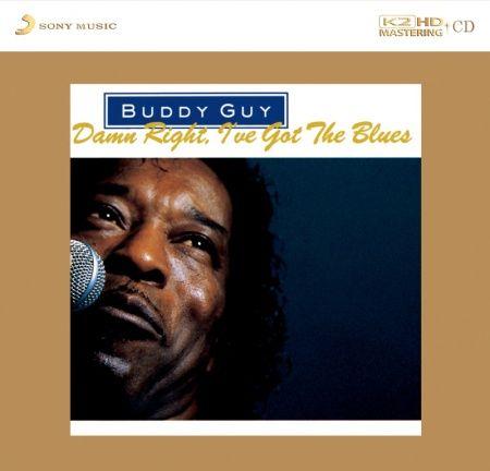 Buddy Guy - Damn Right, I've Got The Blues K2HD