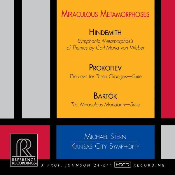 Michael Stern & Kansas City Symphony - Miraculous Metamorphoses