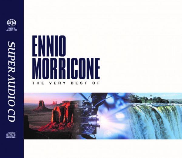 Ennio Morricone - The very best Hybrid-SACD