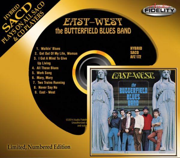 The Butterfield Bluesband Hybrid SACD