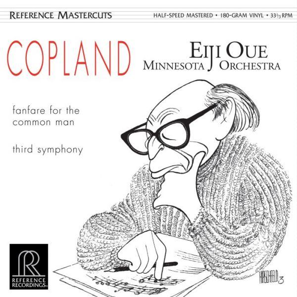 Aaron Copland Fanfare for the Common Man 180g Vinyl LP