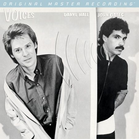 Hall and Oates Voices 180g Vinyl LP