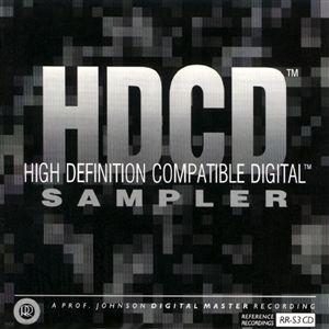 Reference Recordings HDCD - Sampler