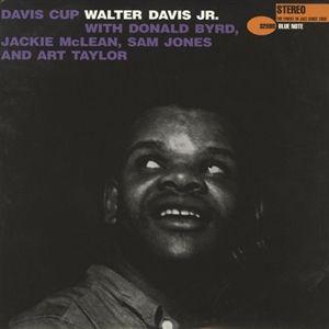Walter Davis Jr. - Davis Cup - Hybrid SACD