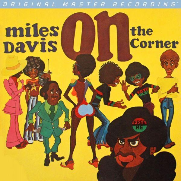 Miles Davis – On The Corner Hybrid SACD