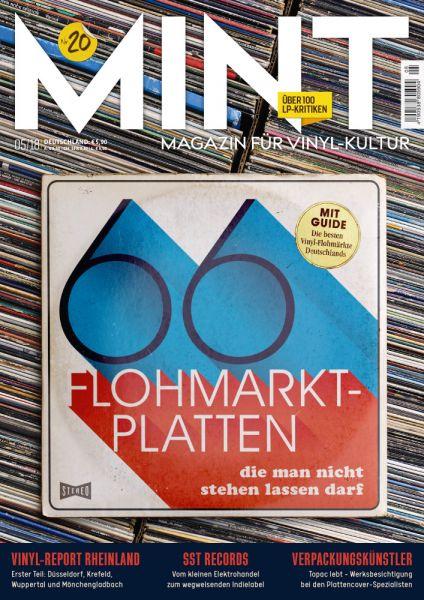 Zeitschrift Mint Nr.20