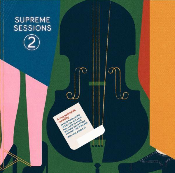 Supreme Sessions 2, 180g Vinyl, Doppel-LP