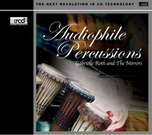 Best Audiophile Percussion XRCD2