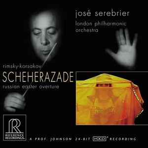 Reference Recordings HDCD - Jose Serebrier & London Philharmonic