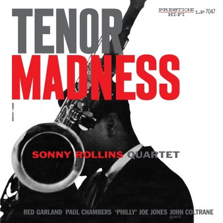 Sonny Rollins - Tenor Madness Hybrid SACD
